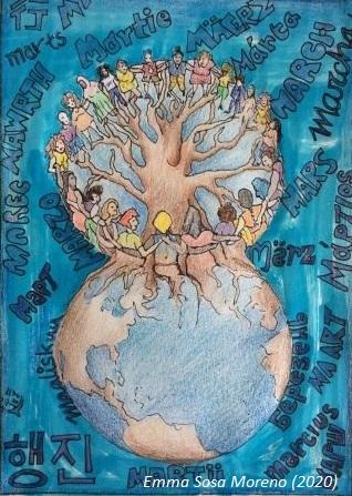 """""""Wir sind eine Gemeinschaft, in der jedes Leben und jeder Mensch zählt."""" …"""